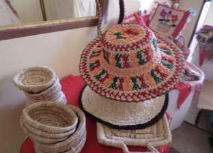 وزارة الثقافة تنفذ 3 ورش عمل على الحرف اليدوية البيئية بالوادي الجديد