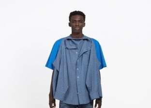 """بالصور  """"القميص التيشرت"""".. أحدث موضة في عالم الأزياء تثير """"السخرية"""""""