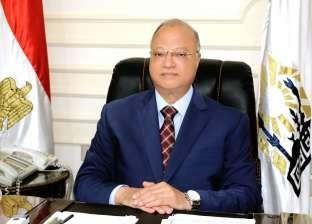 محافظ القاهرة يتفقد أعمال تطوير شارع أحمد فخري