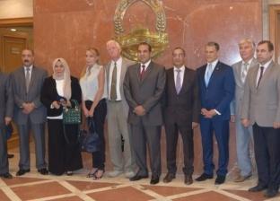 """وفد روسي يزور """"غرفة القاهرة"""" لبحث إقامة استثمارات مشتركة"""