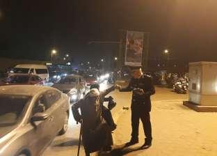 مرور القاهرة تسحب 278 رخصة قيادة وتحرر 341 مخالفة دراجات نارية