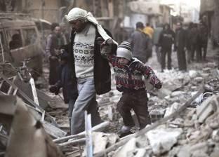 """""""حميميم"""": 90 ألف شخص غادروا الغوطة الشرقية منذ فتح الممرات الإنسانية"""