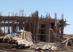 استكمال أعمال مبنى مركز مدينة الإسماعيلية بتكلفة 7 ملايين جنيه