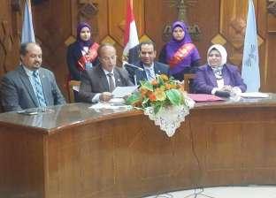 """""""زراعة الإسكندرية"""": 30% من قوة الصناعة المصرية تعمل بصناعة النسيج"""