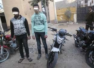 ضبط تشكيلين عصابيين ارتكبا 9 حوادث متنوعة في حملات لمديريات الأمن