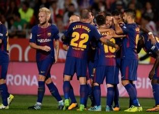 بث مباشر| مباراة برشلونة وأشبيلية في كأس الملك