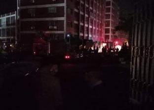 السيطرة على حريق في 3 منازل عشوائية بقليوب دون خسائر بشرية