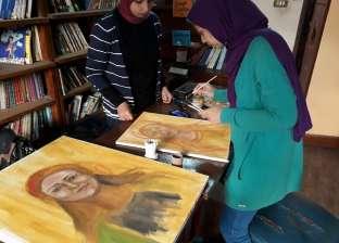 """ورش لتعليم الرسم للكبار.. أبرز الأنشطة الصيفية بـ""""ثقافة الإسكندرية"""""""