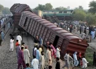 """""""الصحة"""": سقوط مصابين اثنين في حادث تصادم قطارين بالإسماعيلية"""