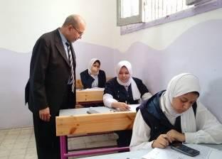 """انطلاق امتحانات """"الترم الثاني"""" لطلاب النقل بالمدارس الفنية في بورسعيد"""