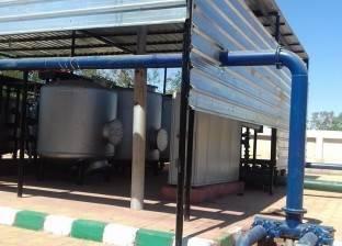 """""""صحة الوادي الجديد"""" تسحب 220 عينة مياه للتأكد من صلاحيتها"""