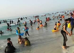بعد وفاة مواطنين.. النوبي: المصطافون لم يلتزموا بأوامر غلق شاطئ النخيل