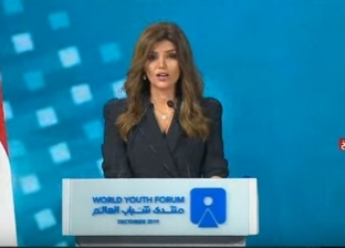 إيمان الحصري تقدم افتتاح منتدى شباب العالم: أهلا بكم في مهد الحضارات