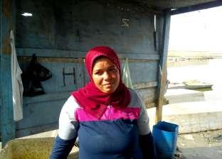 عبير تطلب شقة من محافظة دمياط: شقتنا اتحرقت.. وزوجي يوم يشتغل وعشرة لأ