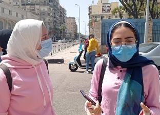 محافظة القاهرة تواجه كورونا في الامتحانات بإزالة الإشغالات والتطهير