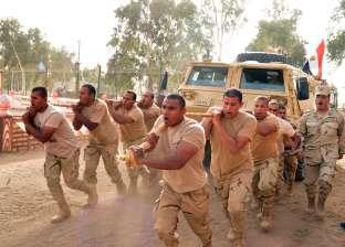 «الوطن» فى زيارة لأبطال الجيش الثانى الميدانى بسيناء