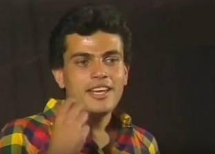 """بعد سخرية شيرين.. فيديو نادر لـ عمرو دياب يغني فيه لـ""""البلهارسيا"""""""