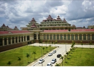 """القبض على سائح فرنسي أطلق طائرة مسيرة فوق مبنى البرلمان بـ""""بورما"""""""