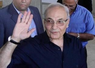 """أحمد شفيق: """"مفيش راجل سياسي مش بيتراجع عن قراره"""""""