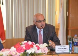 """وزير التعليم العالي يكلف """"عبد الباسط"""" بأعمال رئاسة جامعة المنصورة"""
