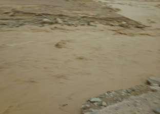 """مدير """"المياه الجوفية"""" بجنوب سيناء: ميول السيول وصلت لمليون متر مكعب"""