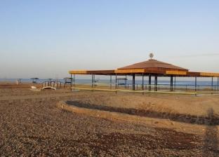 الانتهاء من مشروعات الخطة الاستثمارية بمدينة أبورديس بنسبة 100%