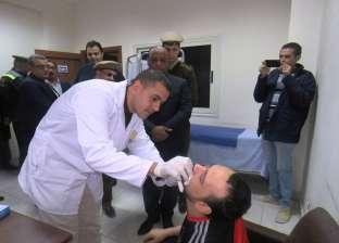 بالصور| قافلة طبية للكشف على الضباط والأفراد والمساجين بالغربية