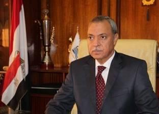 """محافظ قنا ورئيس """"التخطيط العمراني"""" يناقشان المخطط الاستراتيجي للمحافظة"""