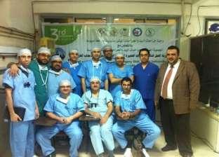 جامعة أسيوط تشارك في تأسيس أول مدرسة فيالعالم لجراحة الضفيرة العصبية