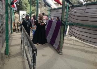 توافد الناخبين على اللجان في ثاني أيام الاستفتاء بعين شمس