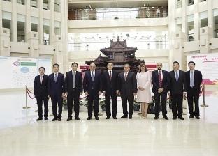 «الأهلى المصرى» يوقع قرضاً مع «التنمية الصينى» بقيمة 600 مليون دولار