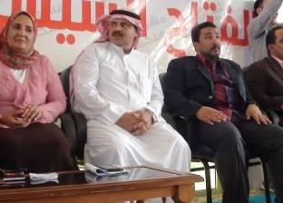 """منسق """"كلنا معاك"""" بالطور: السيسي أخذ على عاتقه بناء الدولة المصرية"""