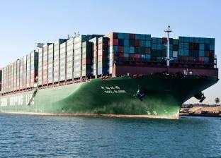 «مميش»: رقم قياسي جديد في أعداد وحمولات السفن العابرة لقناة السويس