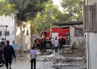 السيطرة على حريق بمخزن مجلس مدينة الزقازيق