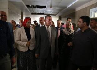 """وكيل """"صحة كفر الشيخ"""": مستشفى قلين يضم 127 سريرا و34 وحدة غسيل كلوي"""