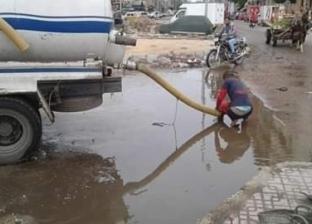 انتظام حركة الملاحة البحرية رغم سقوط الأمطار في دمياط