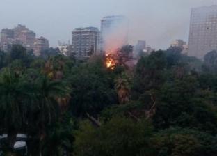 أخبار ما تفوتكش: حريق حديقة الحيوان.. و9 ميداليات تحصدها مصر