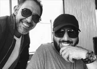 """""""لعبت مع الأسد"""".. تركي آل شيخ يطلق ألبوم عمرو مصطفى الجديد"""