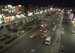 سيولة مرورية وانتشار أمني في مدن البحر الأحمر