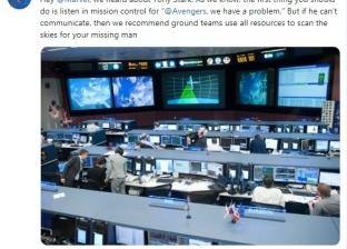 """""""ناسا"""" تطلب فريق """"مهرجين"""" في رحلتها إلى المريخ"""