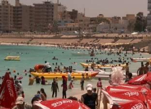 أبوزيد: مطروح كاملة العدد بعيد الأضحى وإشغالات الفنادق تخطت 100%