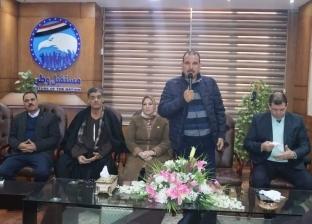 """""""مستقبل وطن"""" بالشرقية يضع خطة لتفعيل مكاتب خدمة المواطنين"""