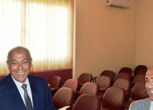 محافظ أسوان يتفقد أعمال تطوير 3 قاعات في إدارة قوات الأمن