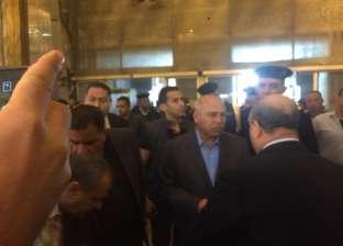 """وزير النقل يوجه بزيادة أعمال النظافة بـ""""محطة مصر"""": لأجل خدمة مميزة"""