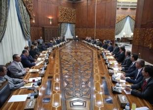 الإمام الأكبر يستقبل عددا من سفراء مصر الجدد في الخارج