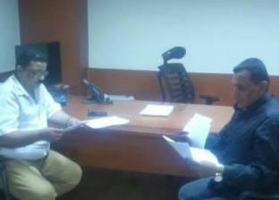 وكيل وزارة الصحة بدمياط يتفقد مستشفى طوارئ كفر سعد