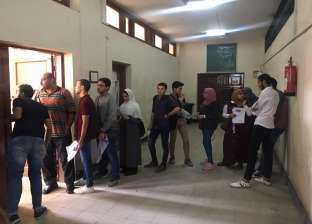 بالصور| أجواء الترشح لانتخابات اتحاد الطلاب بجامعات القاهرة الكبرى
