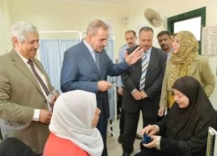 """بالصور  انطلاق حملة """"صحة المرأة المصرية"""" في أسيوط"""