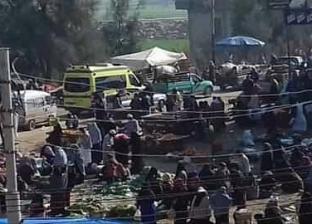 حبس خفير ونجليه لقتلهم سائق وإصابة آخرين في مشاجرة بالمنيا