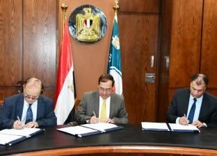 اتفاقيتان للتنقيب عن الغاز والبترول فى سيناء وخطة لسداد «مديونيات الأجانب» فى 2019